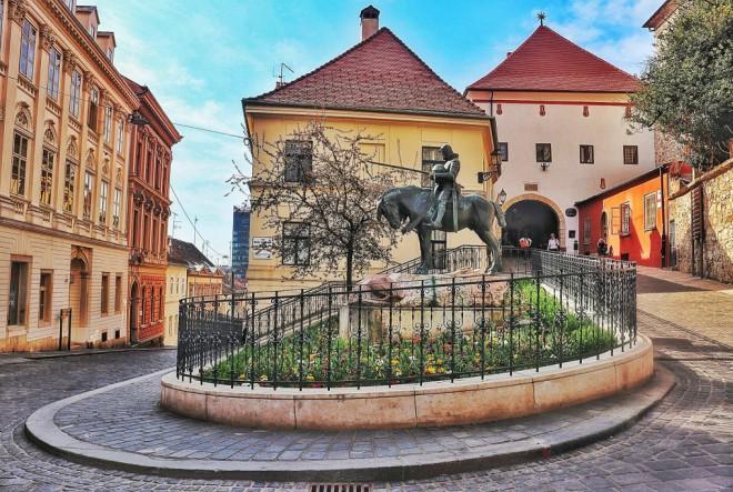 Proljetna šetnja Zagrebom