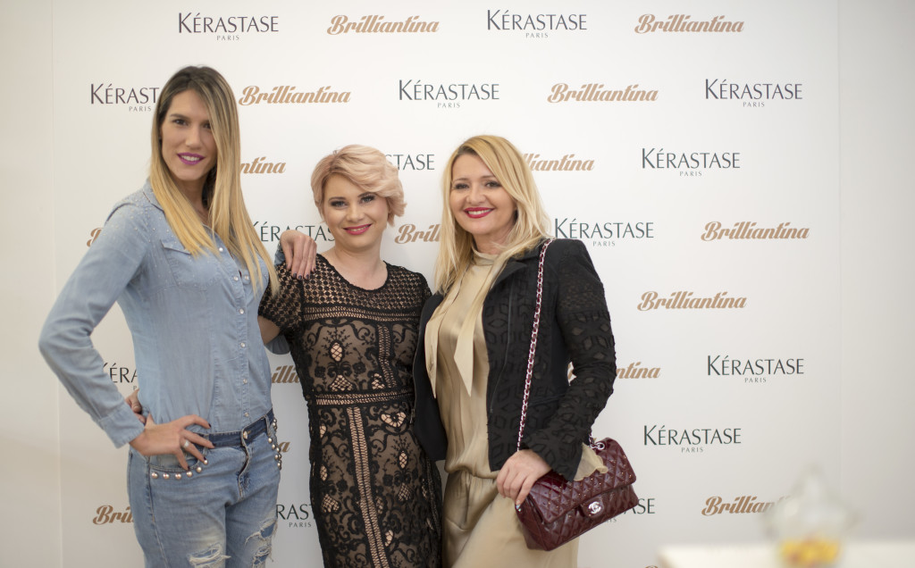 Image result for Brilliantina Kérastase Beauty salon proslavio svoj prvi rođendan!