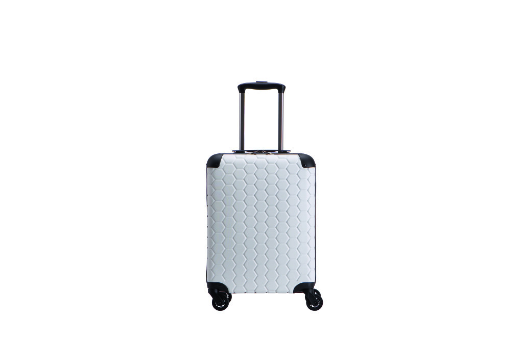 Carpisa Go Tech bijeli kofer_ L veličina 1.099 kn; M veličina 999 kn; S veličina 899 kn