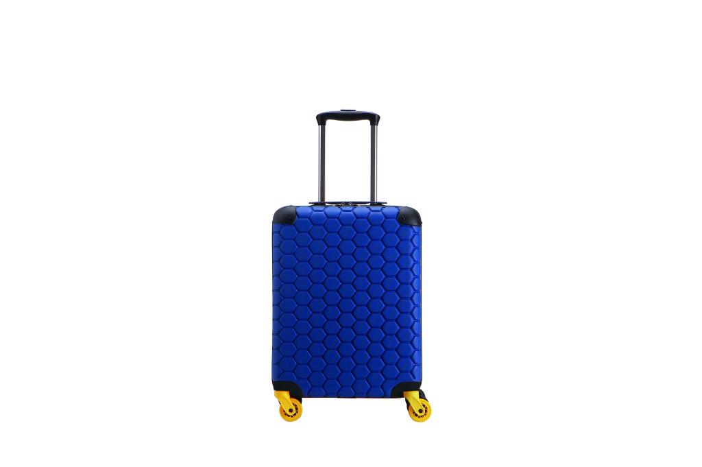 Carpisa Go Tech plavi kofer_ L veličina 1.099 kn; M veličina 999 kn; S veličina 899 kn