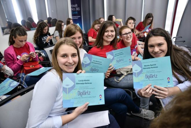 Učenice srednjih škola otkrile prednosti karijere u IT industriji