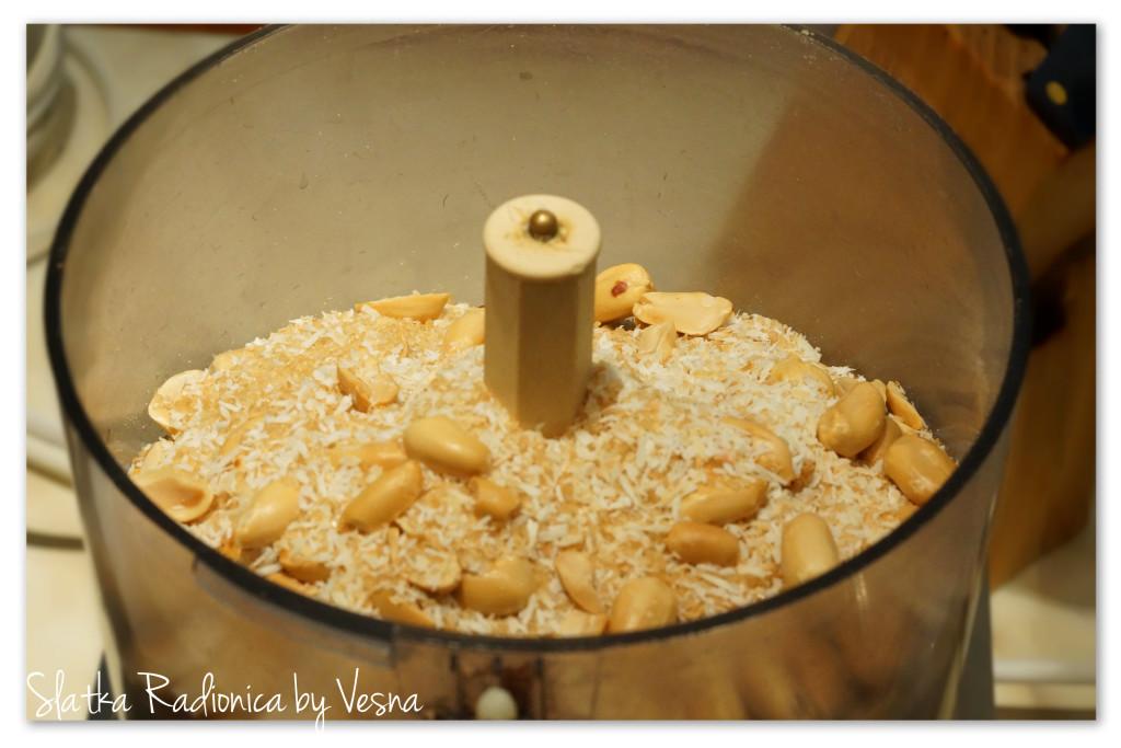 Pacoca de Amendoim 4
