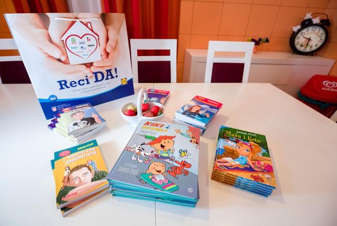 Reci DA! za obnovu dječjih domova