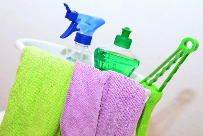 Čišćenje doma u 5 koraka