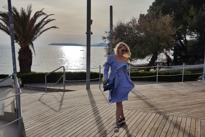 Modni začin na hrvatski način: Sve je plavo…