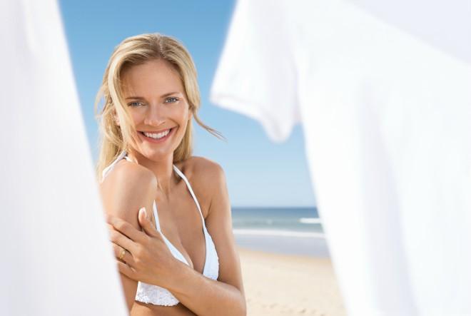 Zaštita od sunca bez mrlja na odjeći? Moguće!