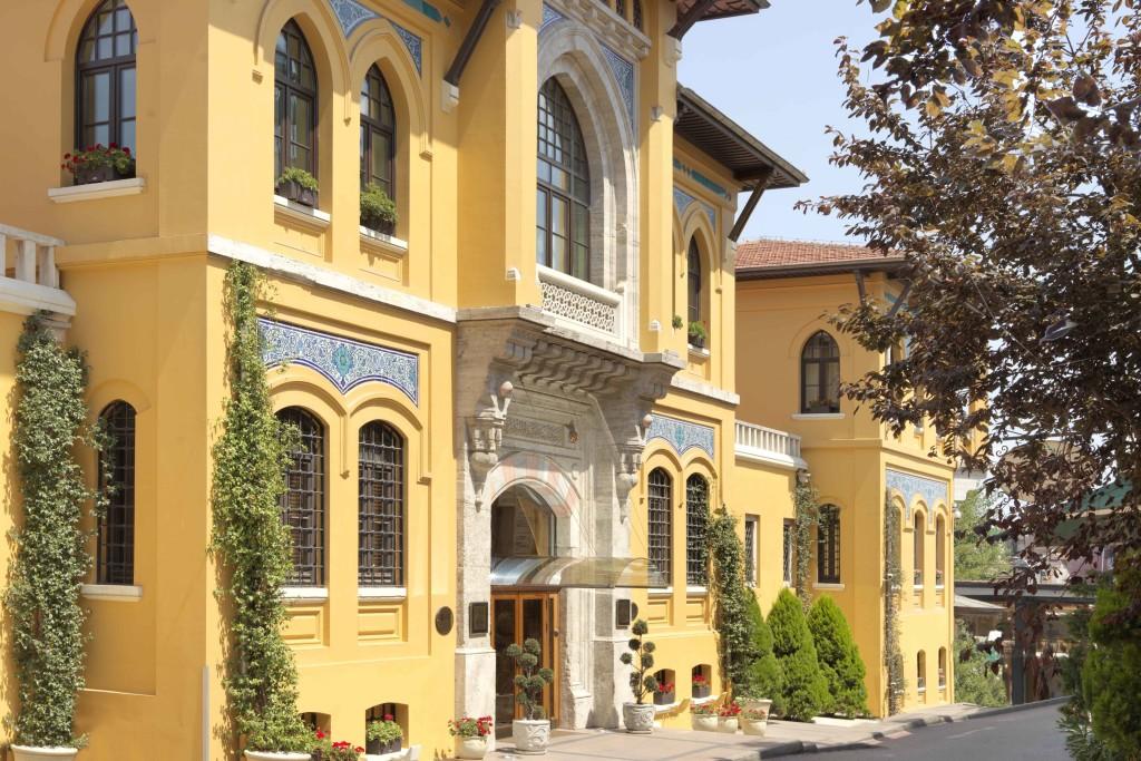 Four Seasons Hotel Istanbul at Sultanahmet 1