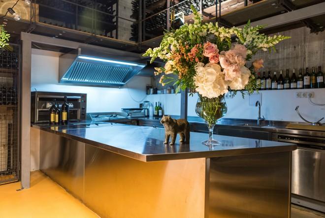 Kantina MM –  Open-kitchen koncept