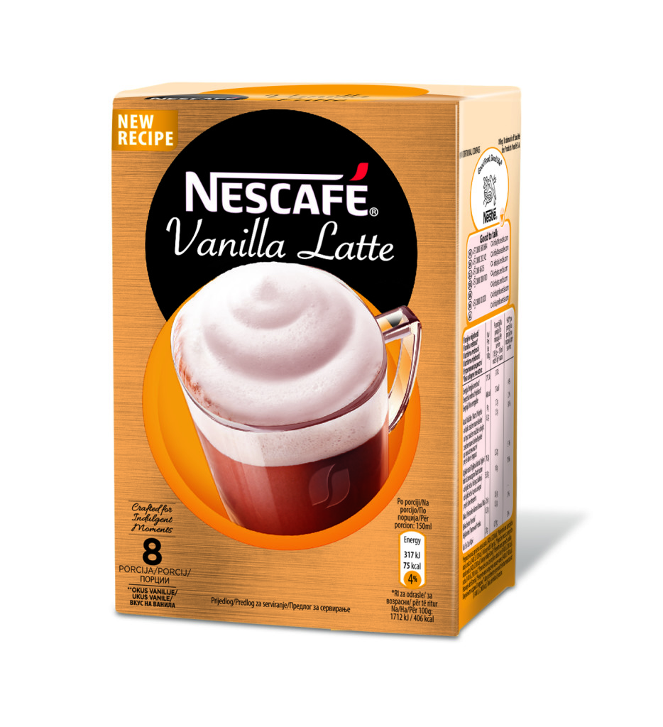 NESCAFÉ Cappuccino Vanilla (1)