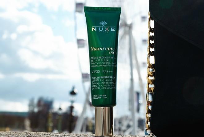 UV zaštita u novoj Nuxuriance Ultra