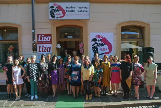 Hrvatski modni brend ALMAfashion oduševio Slovenke