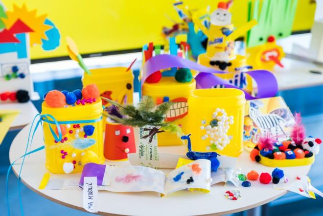 Djeca su kreativnija od svojih roditelja