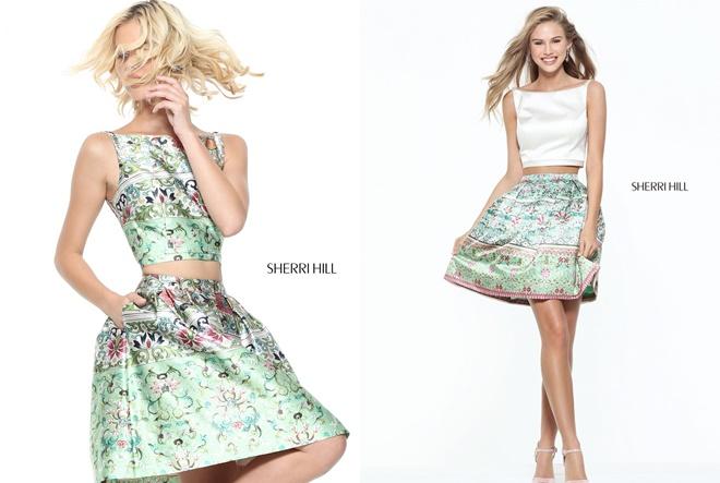 Darujemo kupone za popust na maturalnu haljinu Sherri Hill
