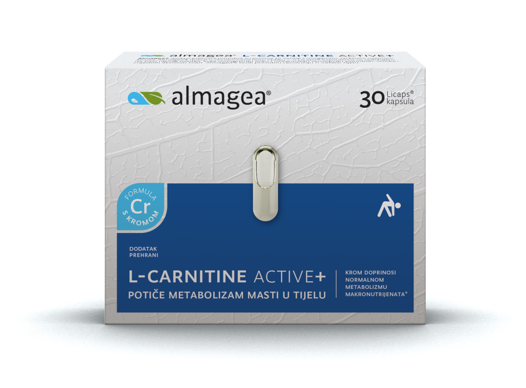 Almagea L-CARNITINE ACTIVE+ packshot