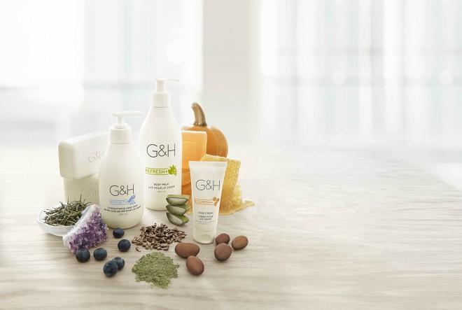 G&H, nova kolekcija Amway proizvoda za njegu tijela inspiriranih prirodom