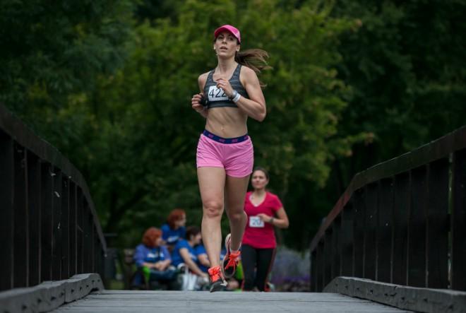 dm ženska utrka seli na Jarun
