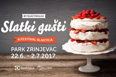 Od sutra Slatki gušti na Zrinjevcu!