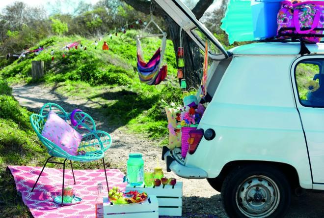 Sve za piknik u prirodi