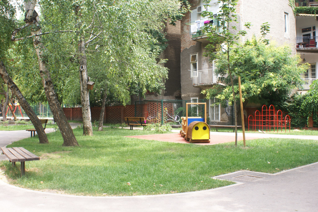 Mihanovićeva 30 - Žerjavićeva 3