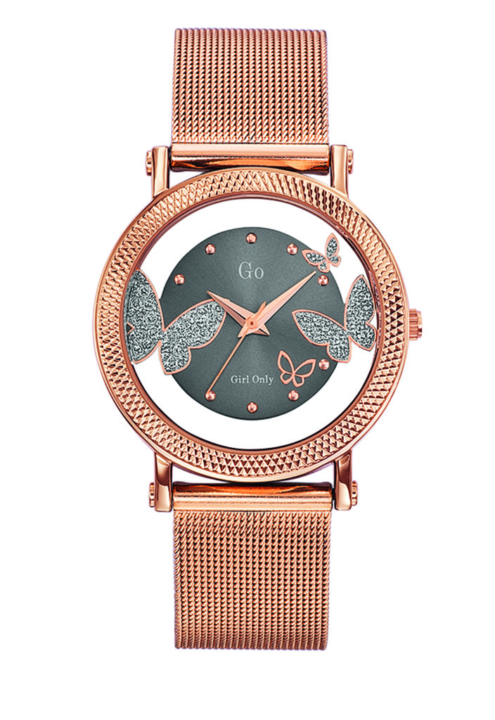 Argentum, ženski sat sa crvenom pozlatom, redovna cijena 760 kn_cijena s popustom 532 kn