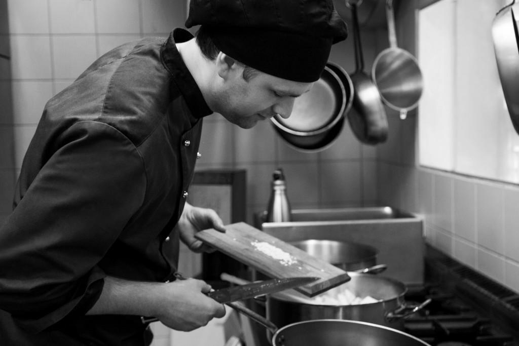 Chef Marko Rajilić