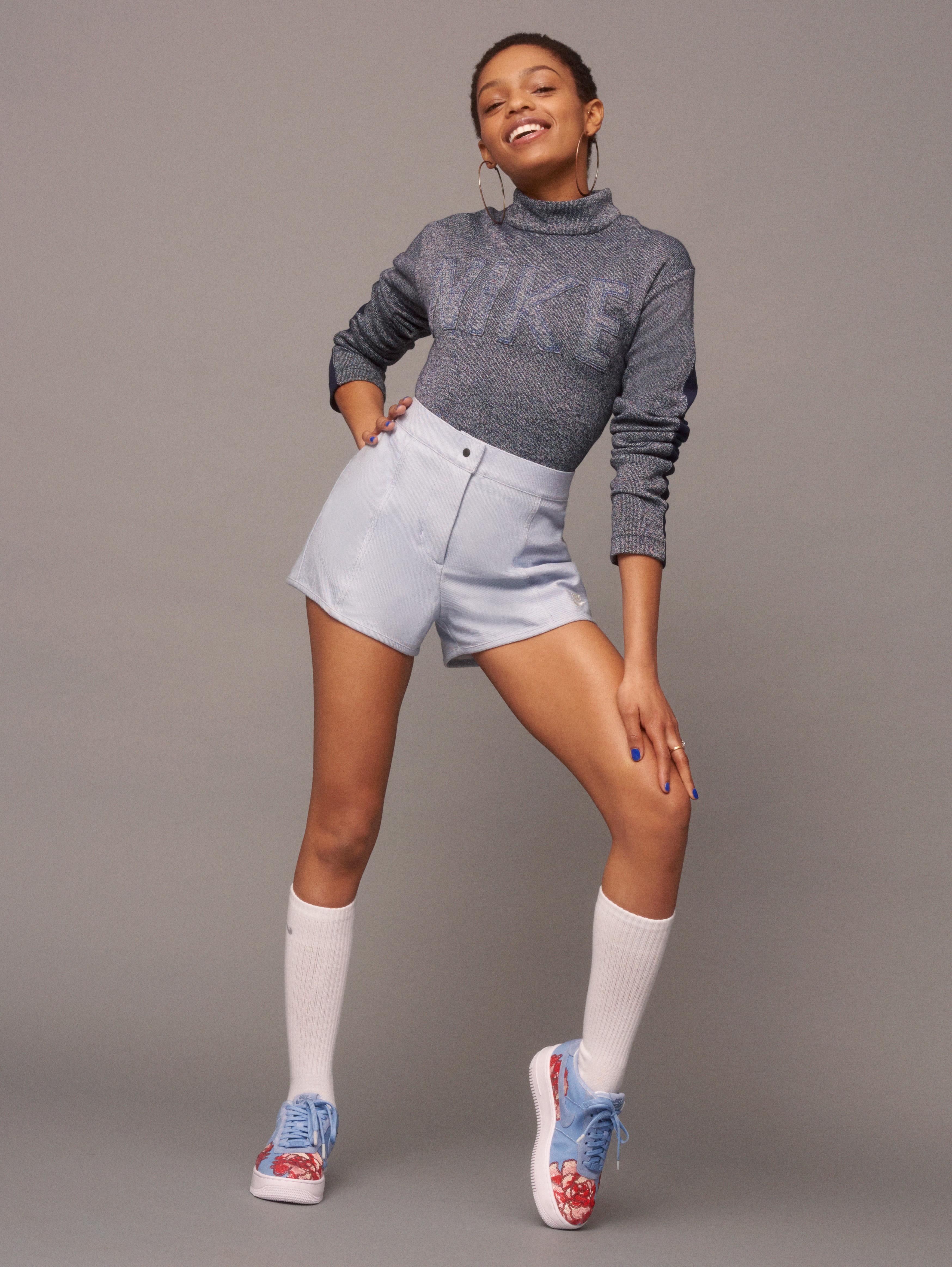 NikeWomen FA 17 Collection Look 15