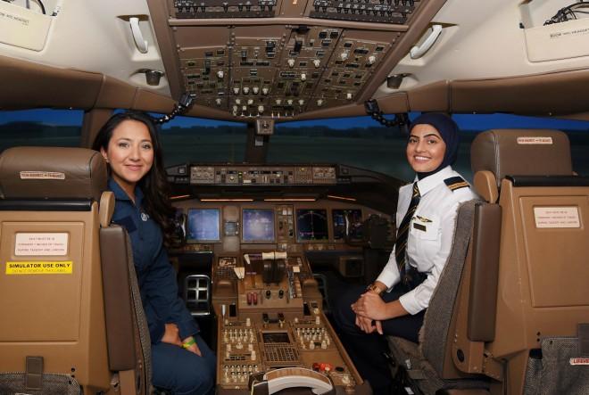 Emirates predstavio žene kao uzore u avijaciji