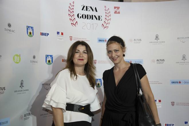 Sonja Miočić i Željka Kosinski iz Tele2