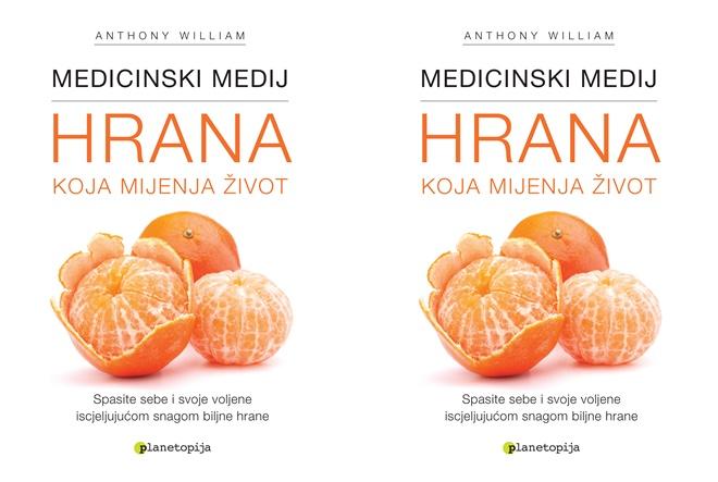 Nova knjiga kultnog autora: Hrana koja mijenja život