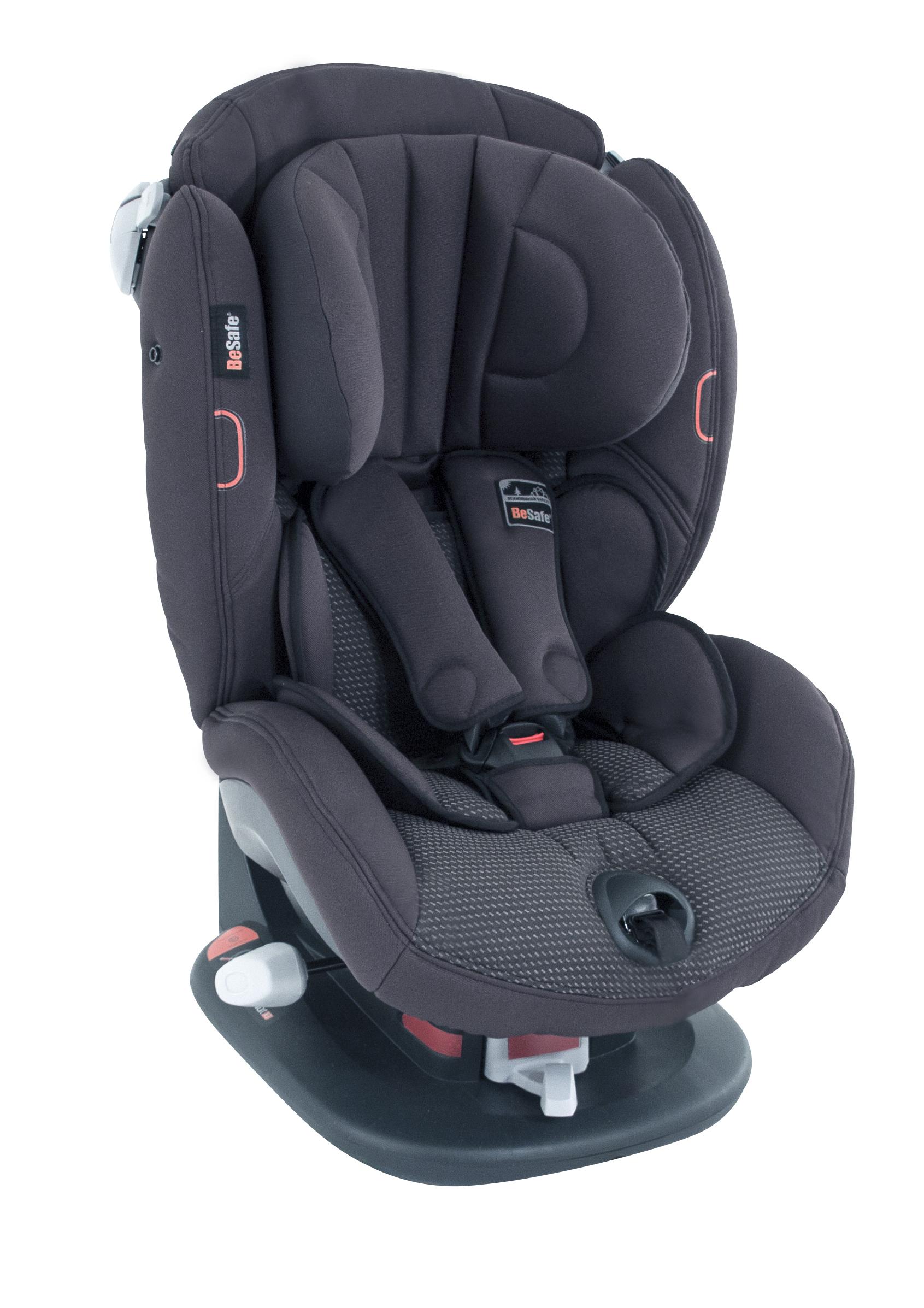 525146 BeSafe iZi Comfort x3 Siva-unutrašnjost automobila