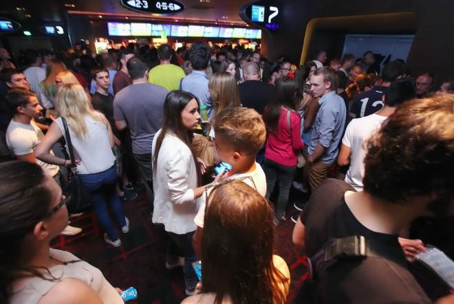 Rekordan dan u kino dvoranama