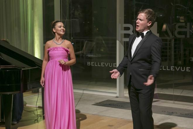 Operna večer za pamćenje u lošinjskom hotelu Bellevue