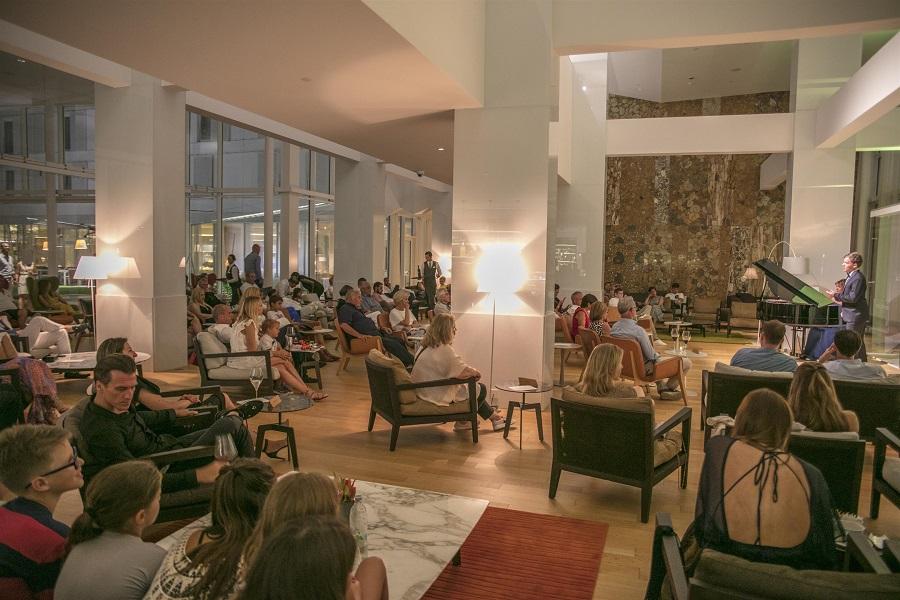 Operna večer u lošinjskom hotelu Bellevue
