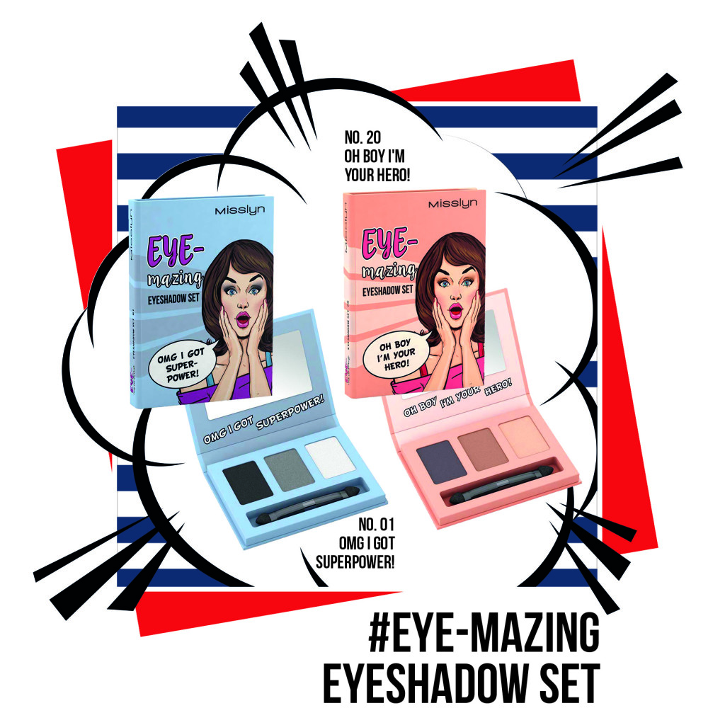 POLAS_SuperWoman_Eye_mazing_Eyeshadow_Set