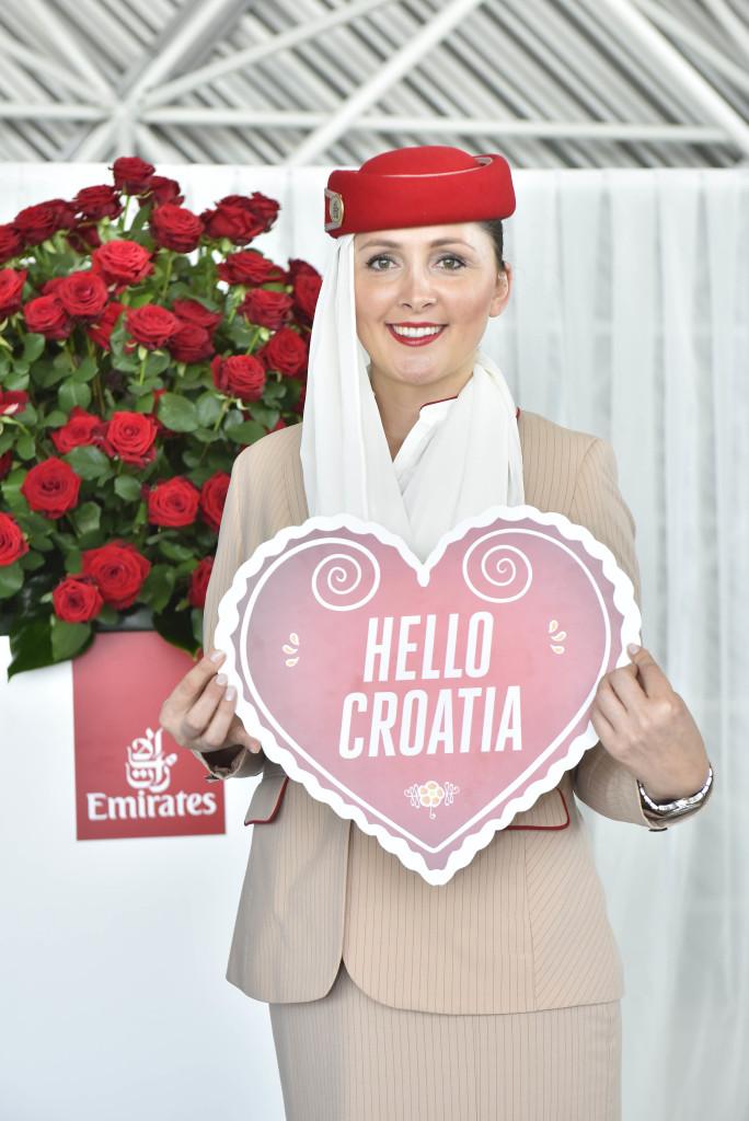 Petra Abrlić, stjuardesa u aviokompaniji Emirates (2)