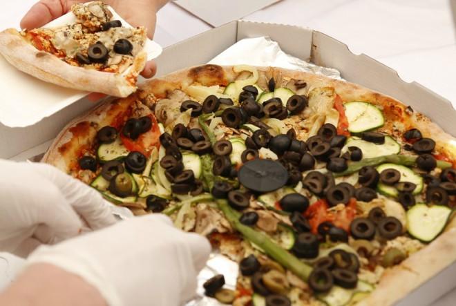 I veganska pizza svima dobro pristaje!