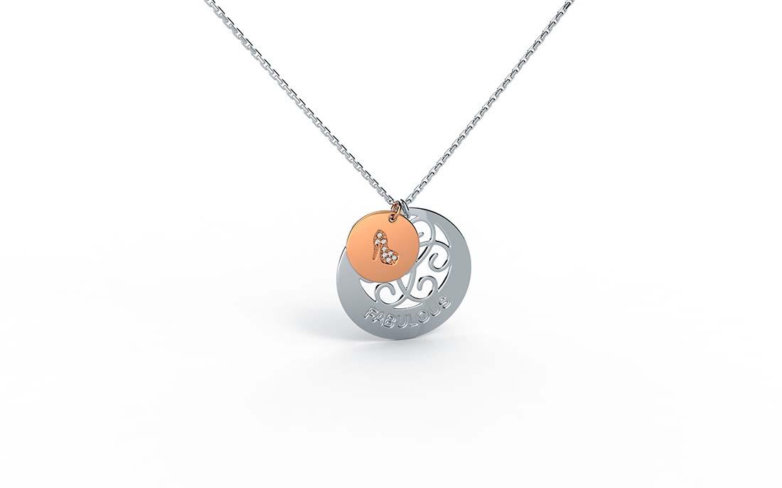 Zaks, srebrna ogrlica, redovna cijena 600,00kn, cijena s popustom 300,00kn