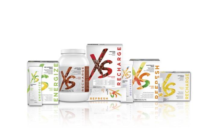 Amway objavljuje pokretanje  XS Sports Nutrition