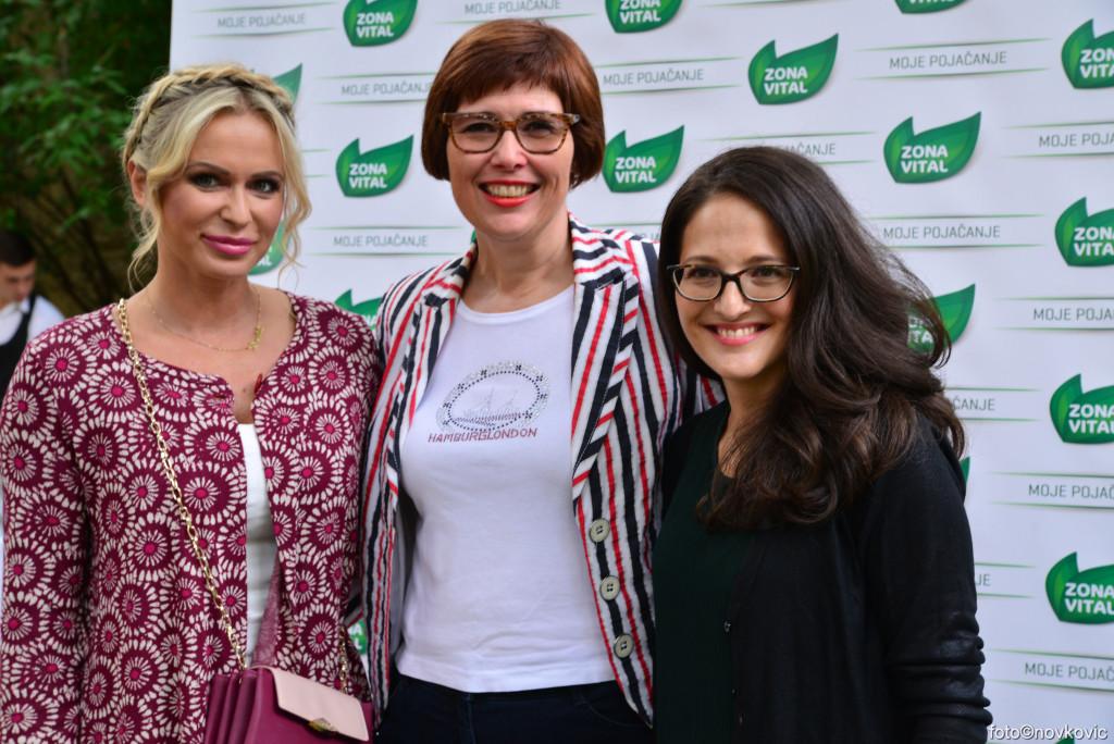 Renata Sopek, Daniela Hočevar i Karmen Matković Melki