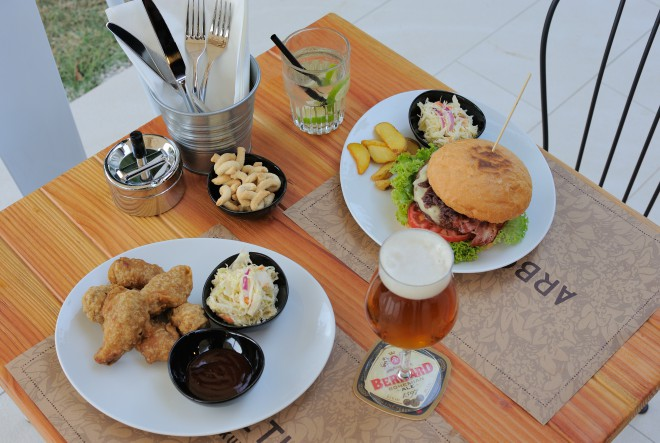 Arboretum Pub – daleko od fast fooda