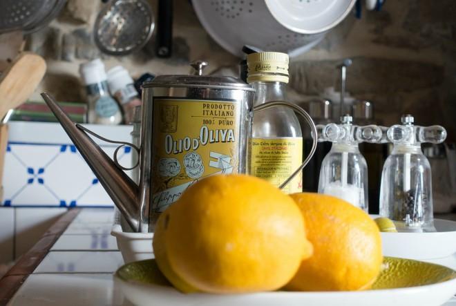 Tekuće zlato: Mješavina maslinovog ulja i limunovog soka