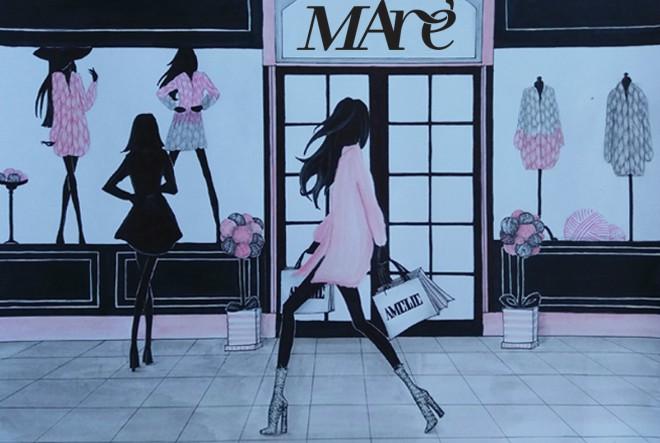 U MAre store stigao Amelie