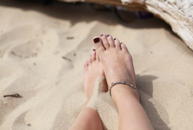 Vratite vitalnost umornim i suhim stopalima