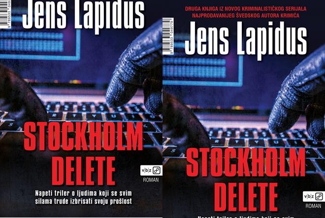 Stockholm delete nije običan kriminalistički roman