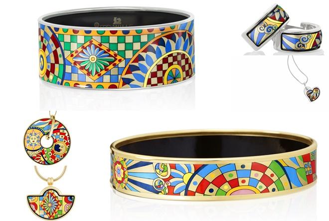 Ljepota Sicilije uhvaćena u divnoj kolekciji nakita