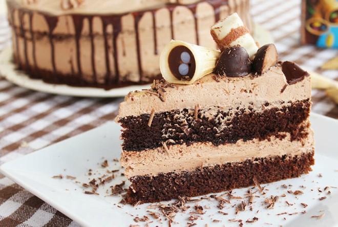 Čokoladna torta s Mascarpone kremom