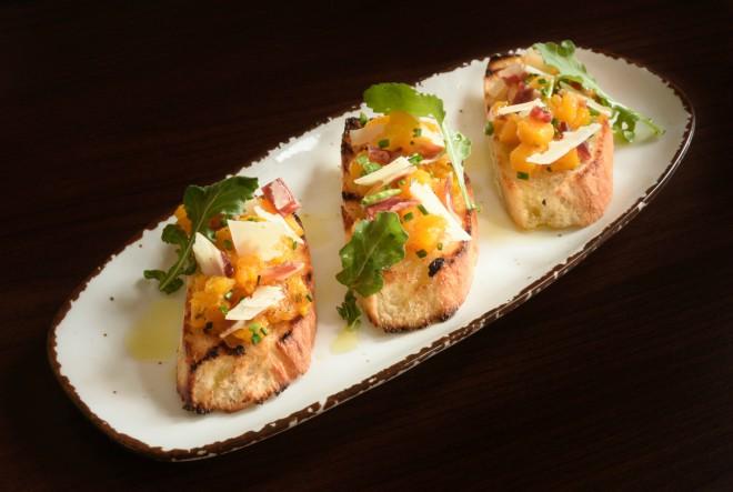 Sushi od buče i vrganja