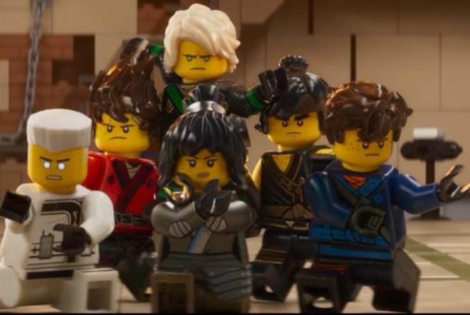 Osvrt na film: Lego Ninjago film