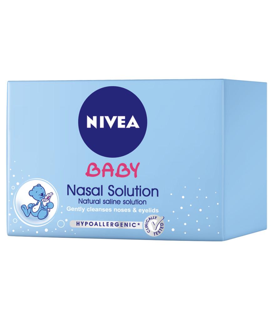 NIVEA Baby fizioloske ampule
