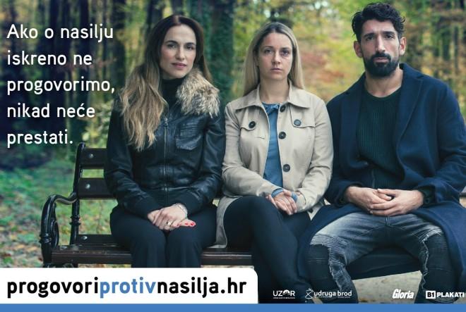 Progovori protiv nasilja u obitelji